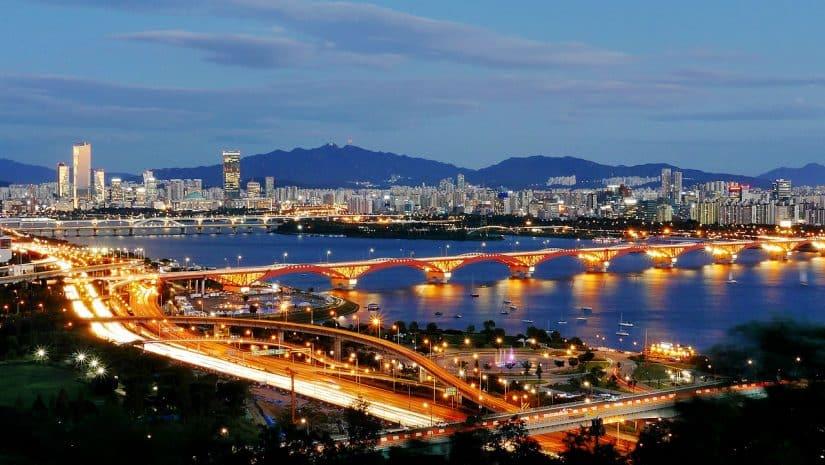coreia do sul economia