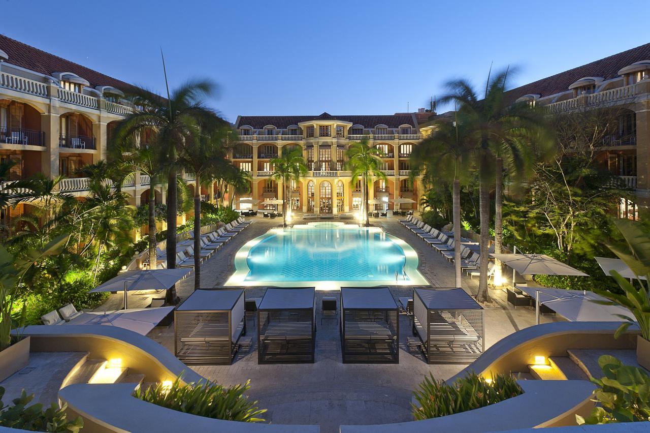 hotéis na Colômbia