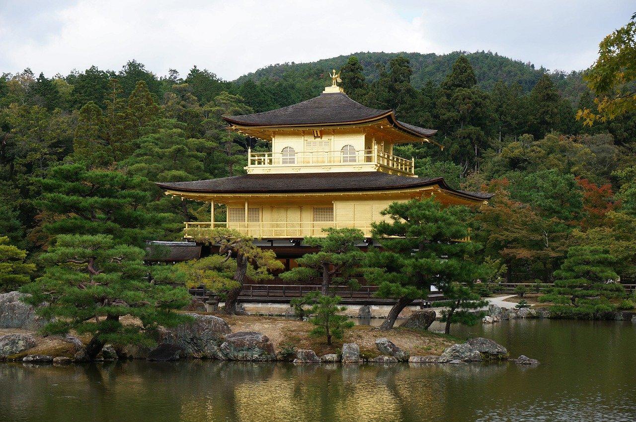 Pontos turísticos de Kyoto