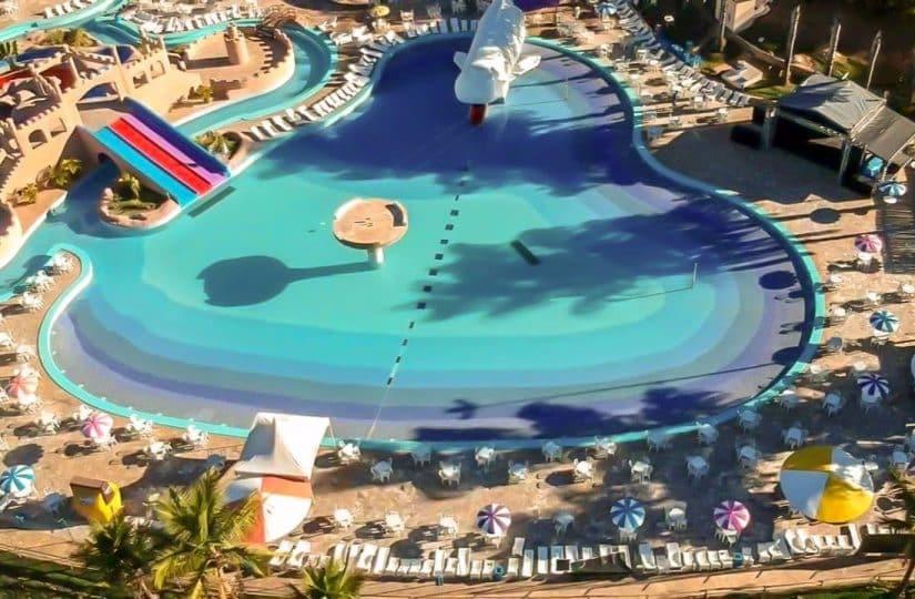 parque aquático Águas de Lindóia