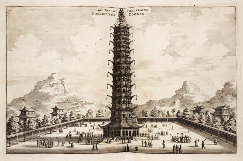 Torre de Porcelana de Nanquim