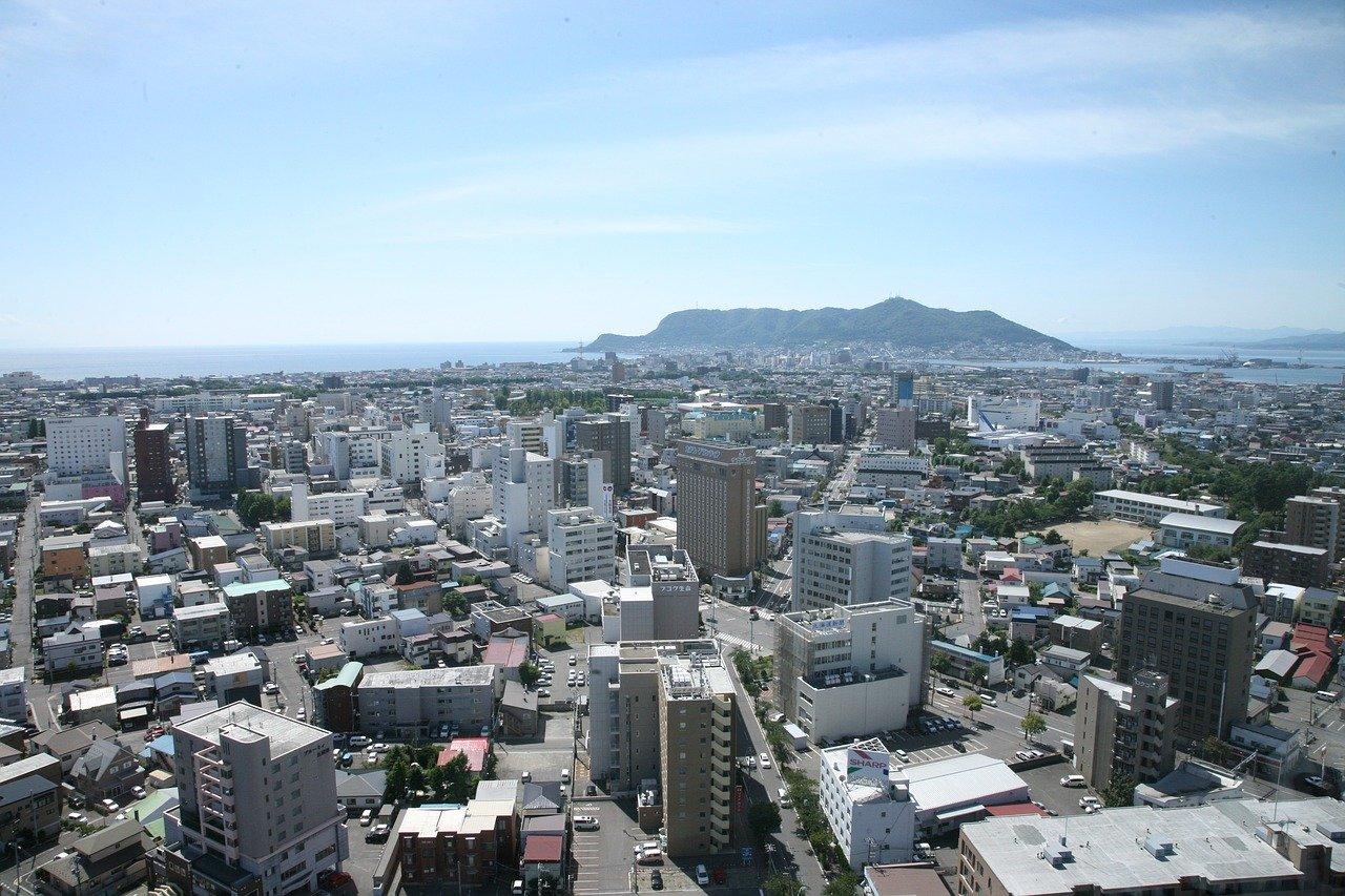 Cidades com praia no Japão