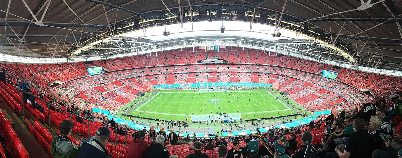 Estádios em Londres