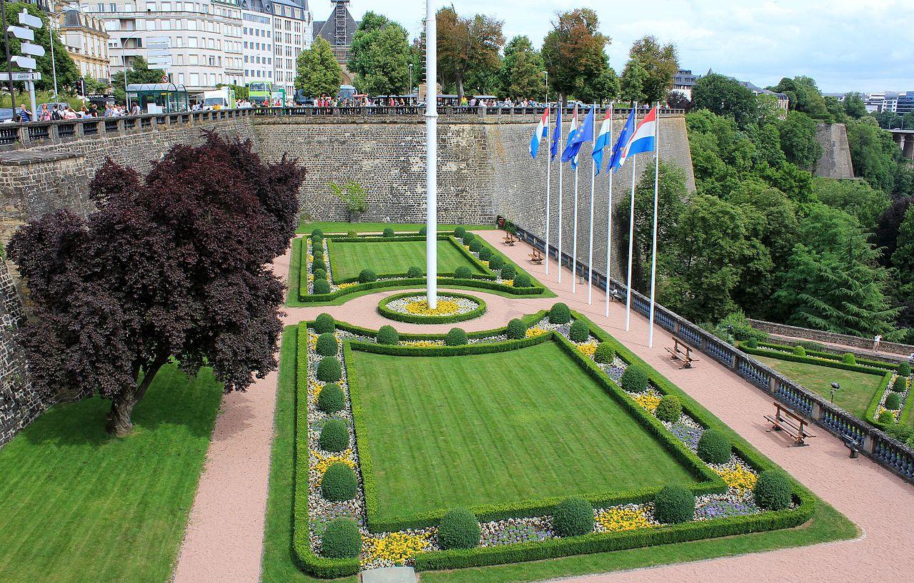 Roteiro em Luxemburgo interessante