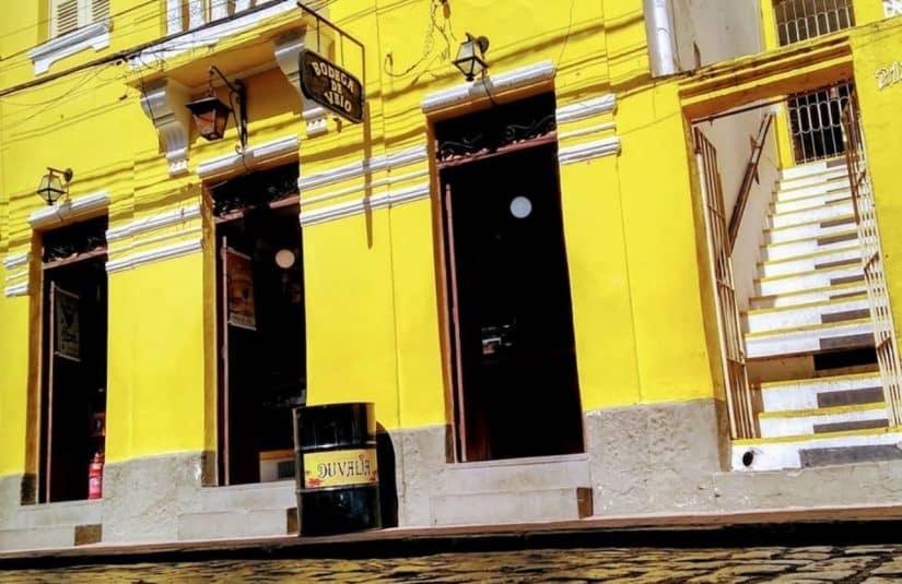 Lugares para sair em Olinda