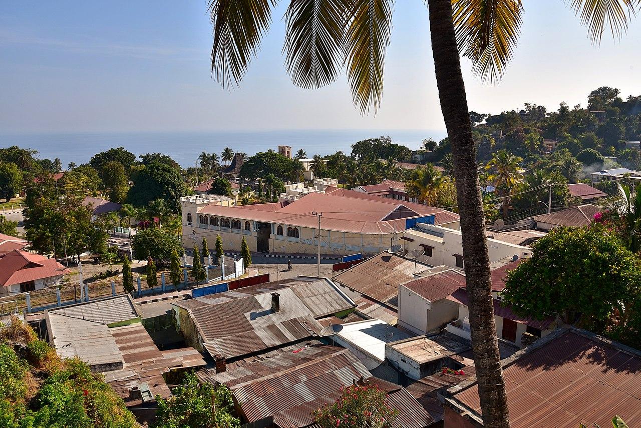 Roteiro no Timor-Leste