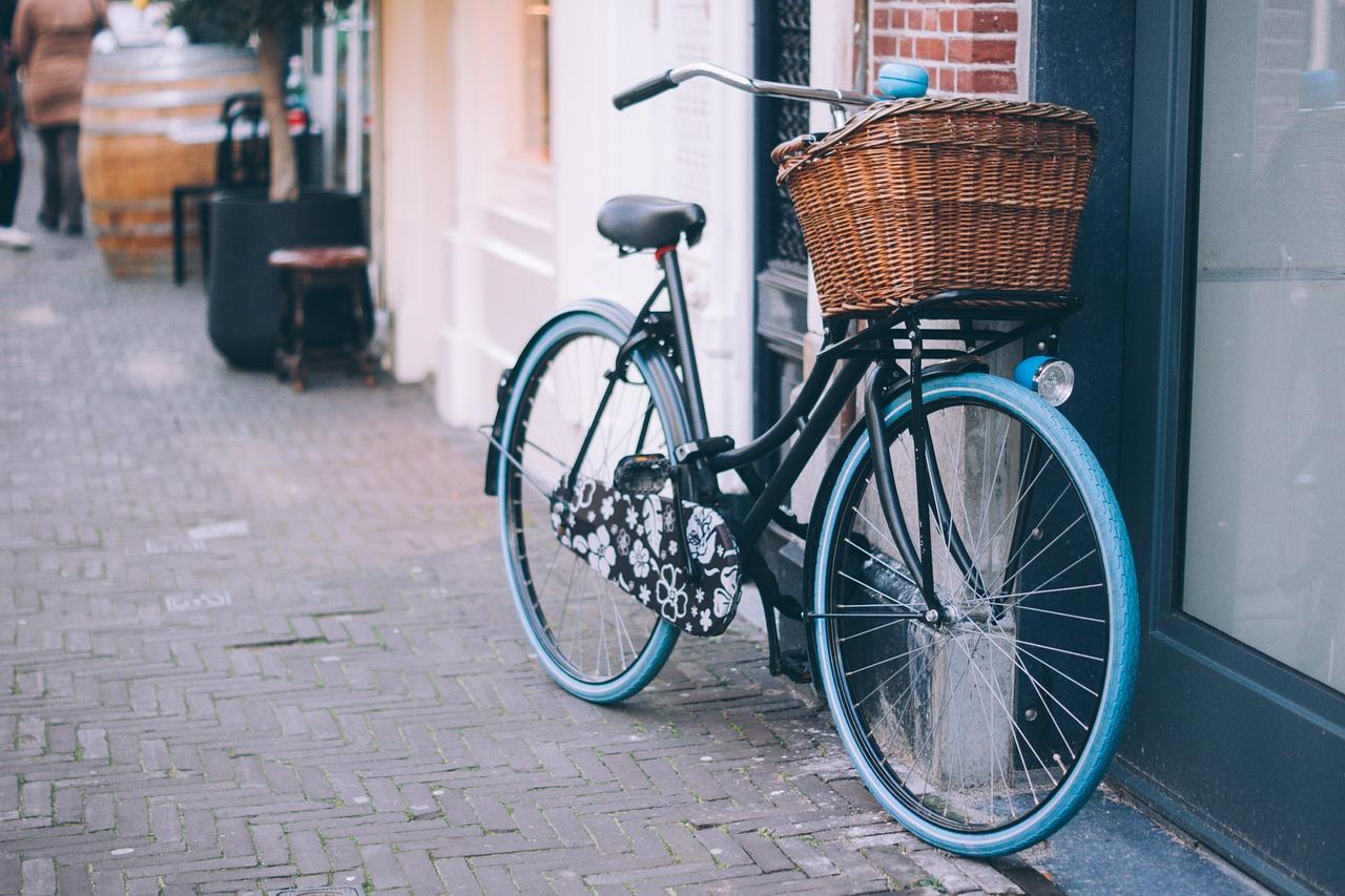 Bike na Bélgica