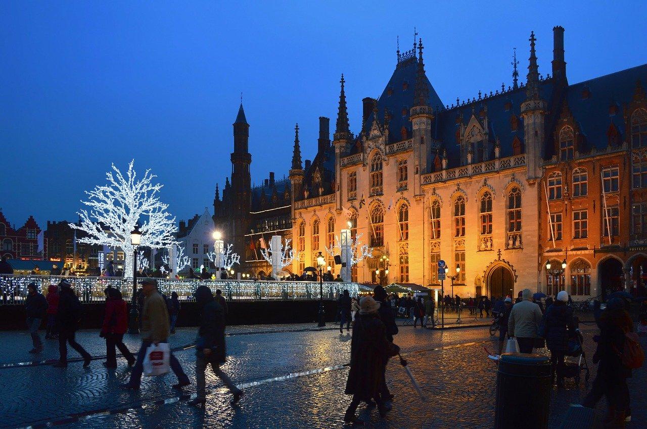 Melhores passeios em Bruges