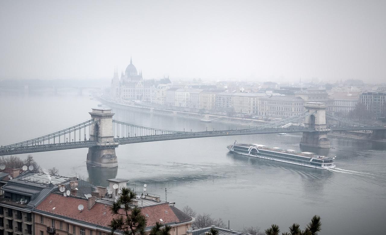 inverno na Hungria