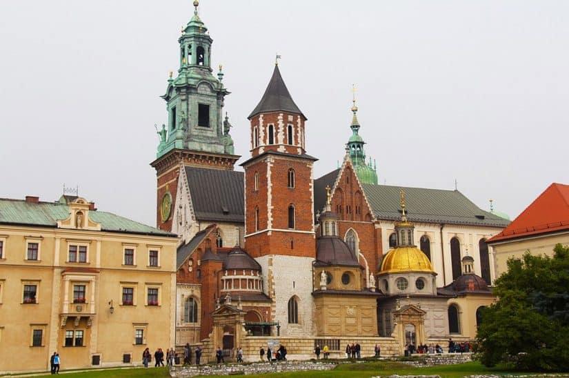 castelos na polonia