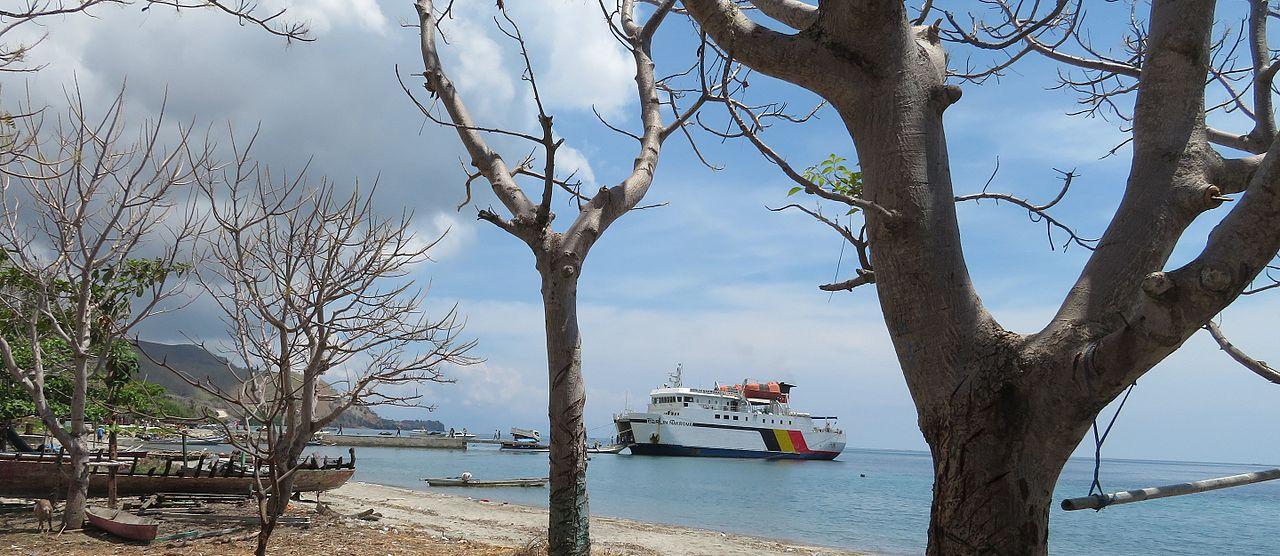 timor leste ilhas