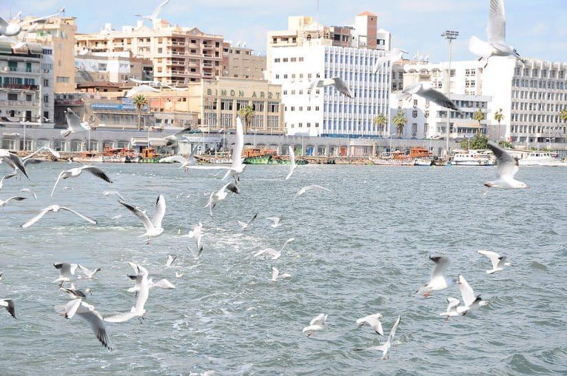Cidades do Egito