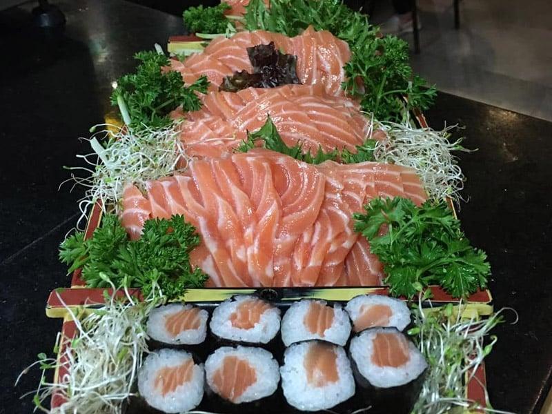 restaurante japonês em ubatuba