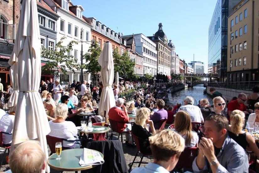 Melhores cidades da Dinamarca