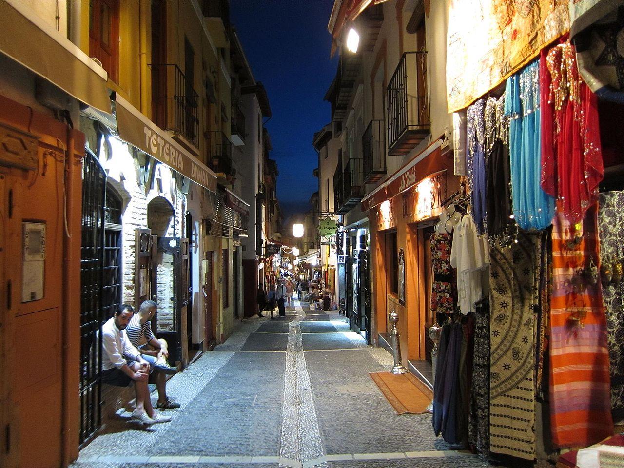 Pontos turísticos de Granada importantes