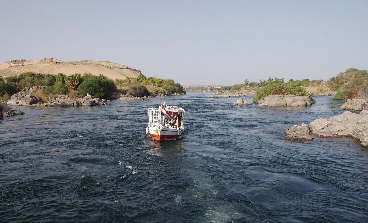 Quais as melhores regiões turísticas do Egito