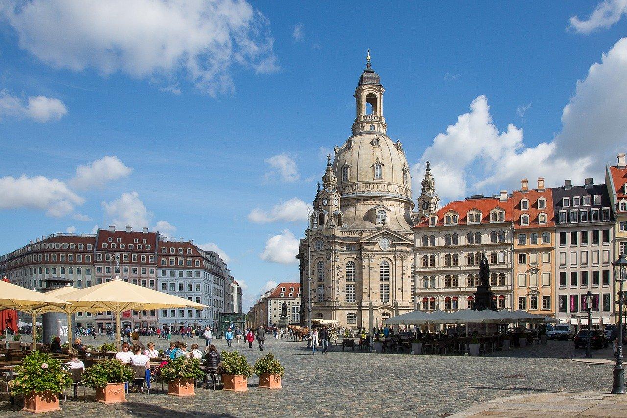 Onde fica Dresden