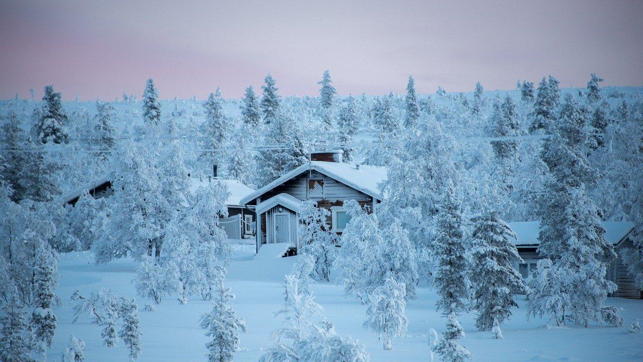 finlandia inverno