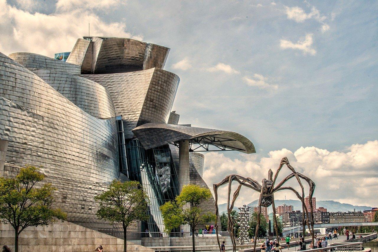 Pontos turísticos de Bilbao