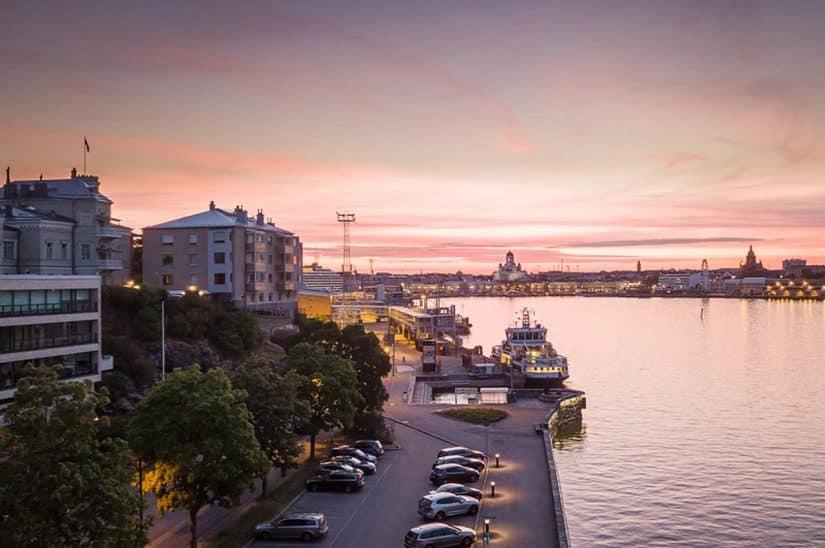 finlândia capital