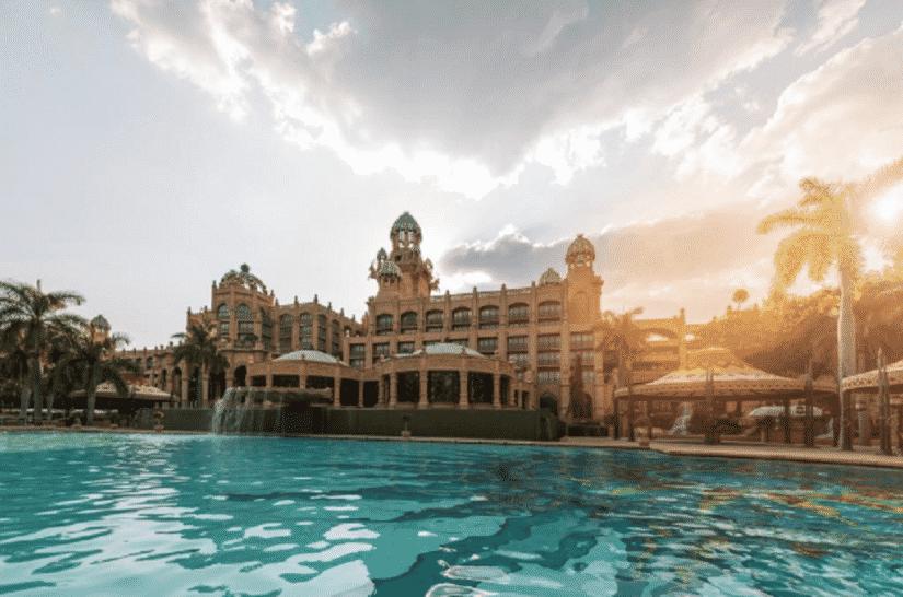 hotel 6 estrelas áfrica do sul the palace
