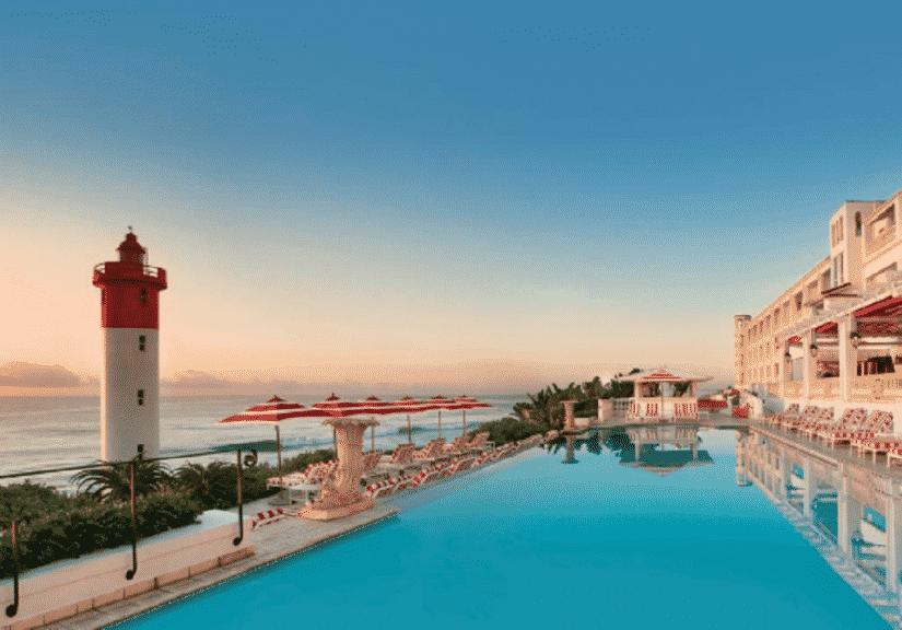 Hotéis na África do Sul cinco estrelas