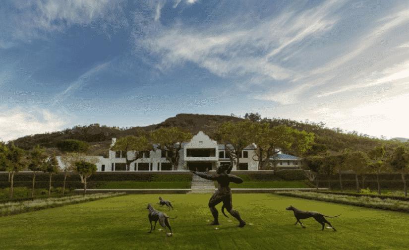 Hotéis na África do Sul rústicos