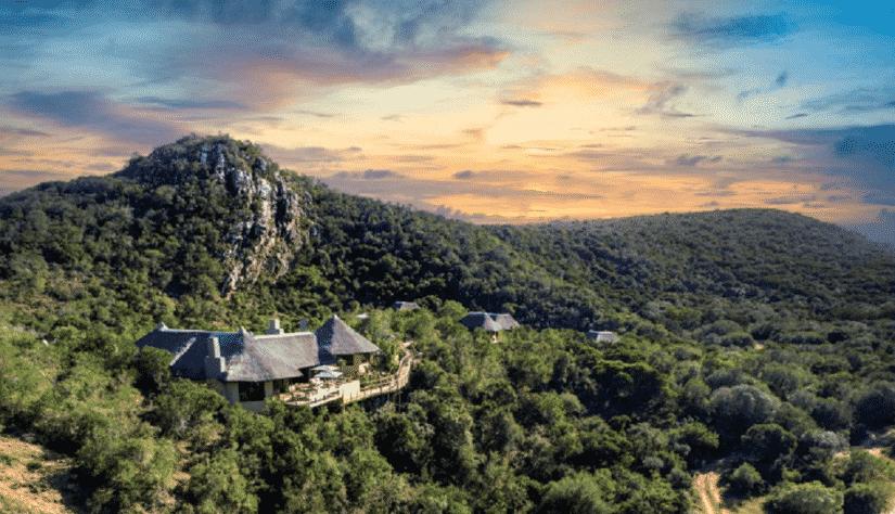 Hotéis na África do Sul boutique