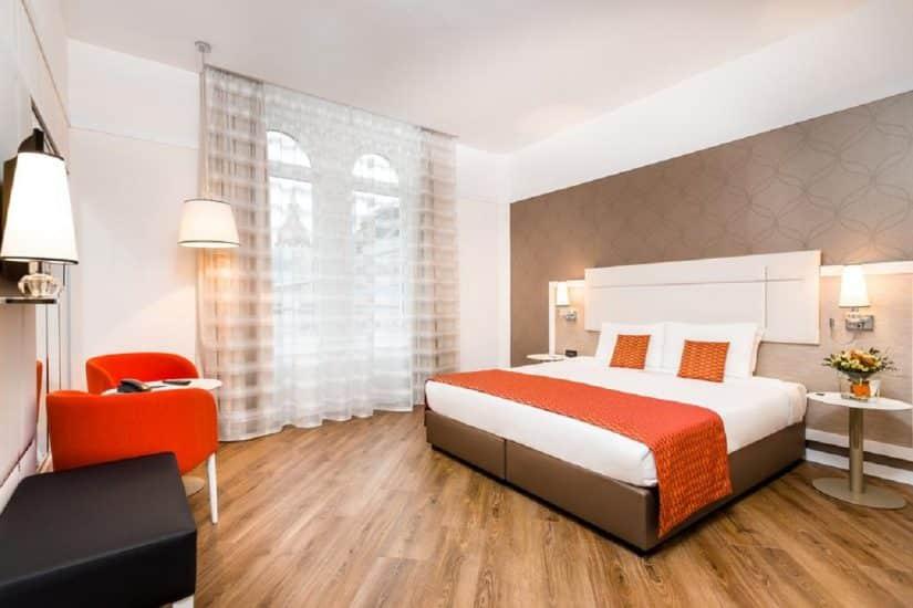 Hotéis em Budapeste luxuosos