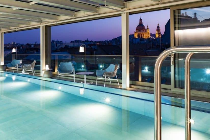 Hotéis em Budapeste recomendados