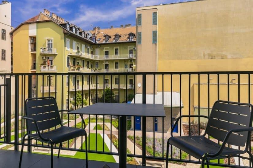 Hotéis em Budapeste com boa localizacao