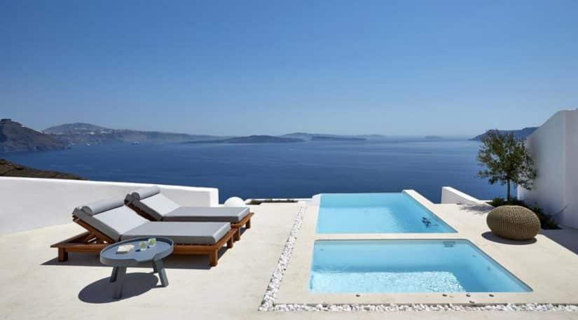 hoteis na Grécia