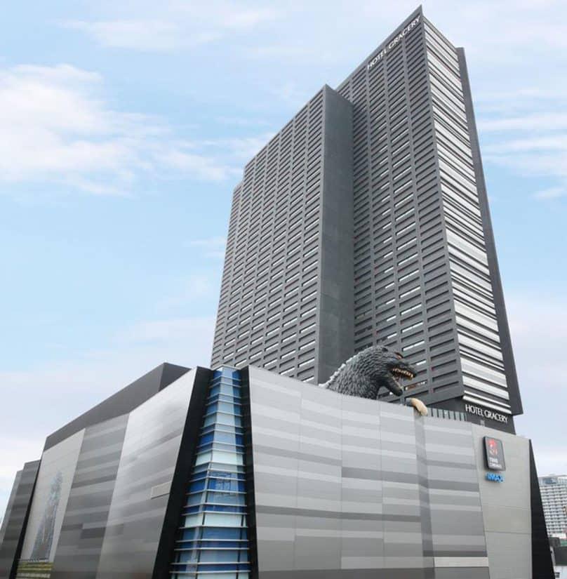 hotéis no Japão tokyo