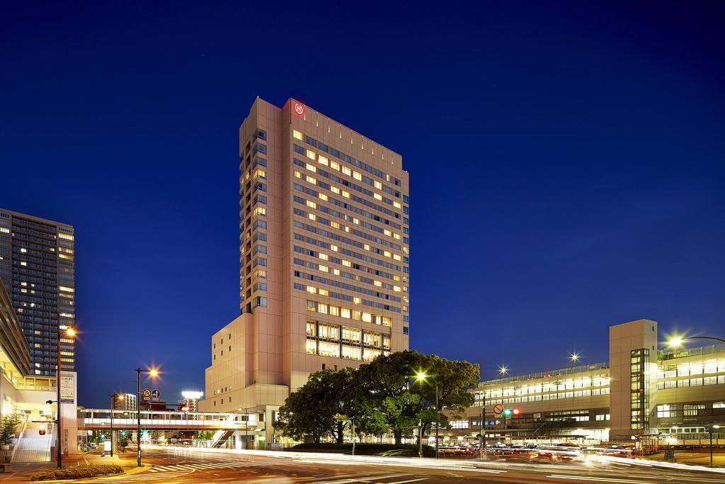 hotéis no Japão sheraton