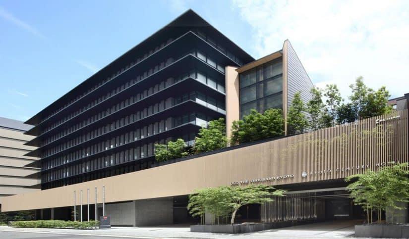 hotéis no Japão kyoto