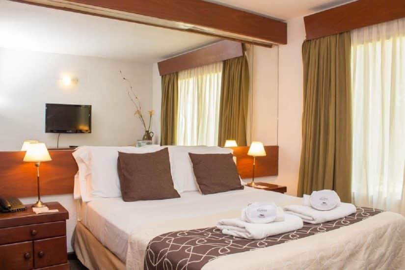 Hotéis na neve na Argentina quatro estrelas