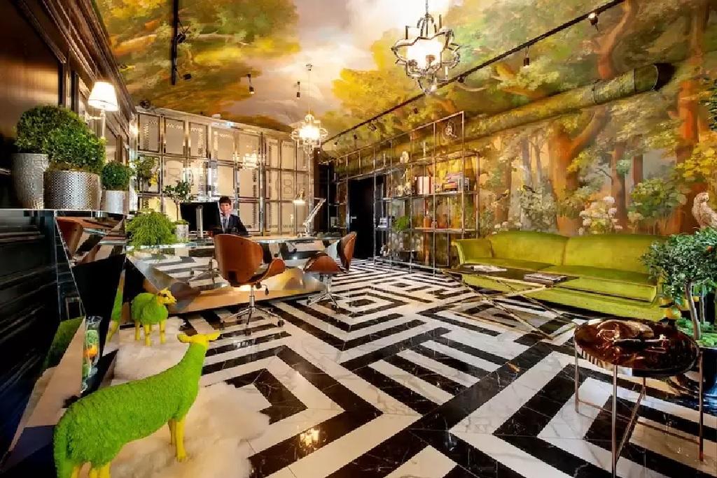 Hotéis na Polônia mais lindos