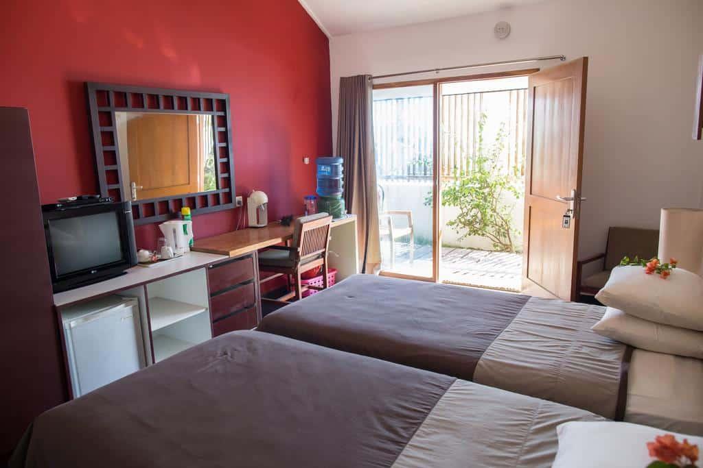 Melhores hotéis no Timor-Leste