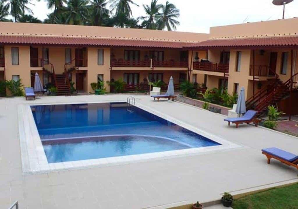 Hotéis com piscina em dili