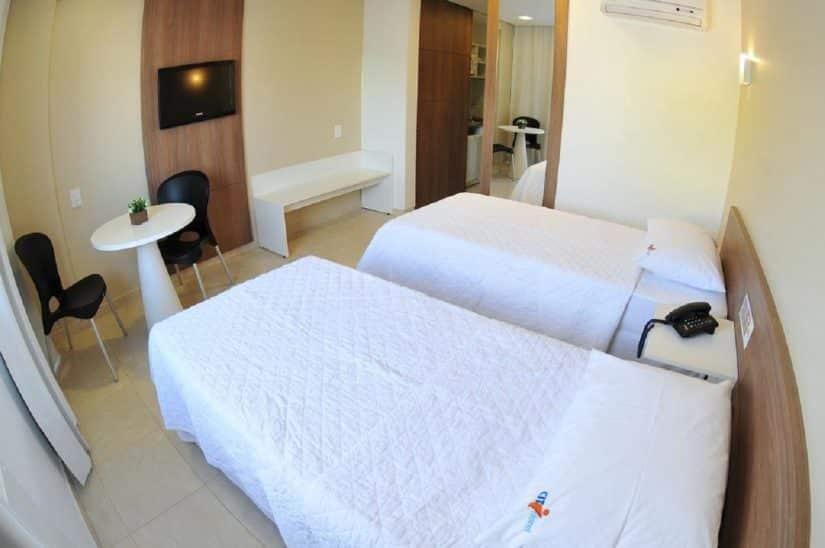 Melhor hotel perto da Paixão de Cristo em Nova Jerusalém