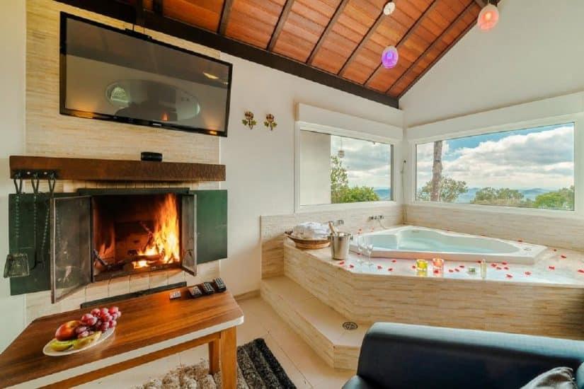 Hotéis em Monte Verde excelentes