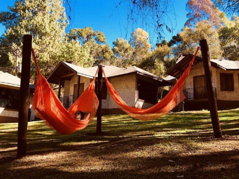 Hotéis em Monte Verde para descansar