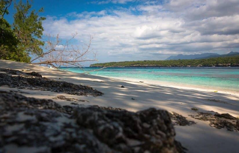 Roteiro em Timor-Leste no verão