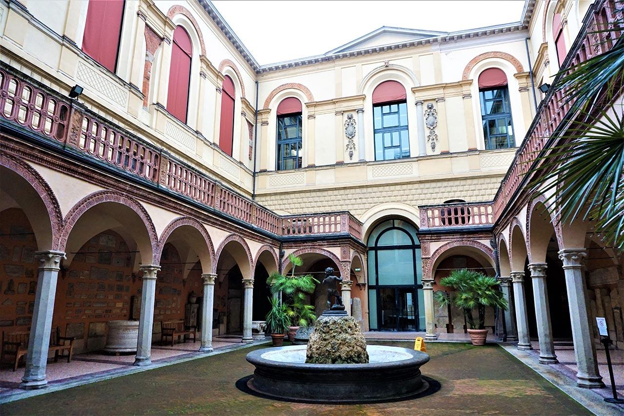 Lugares para visitar em Bolonha
