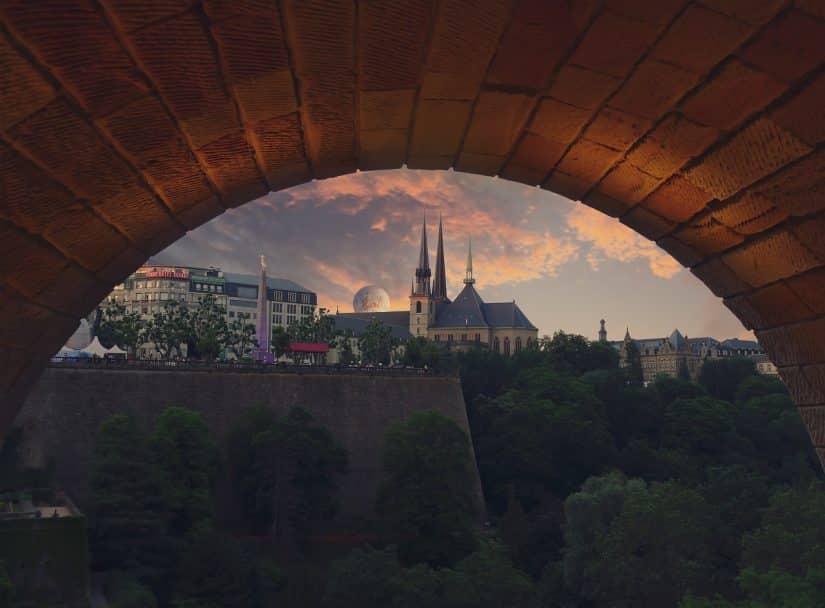 Aluguel de carro em Luxemburgo