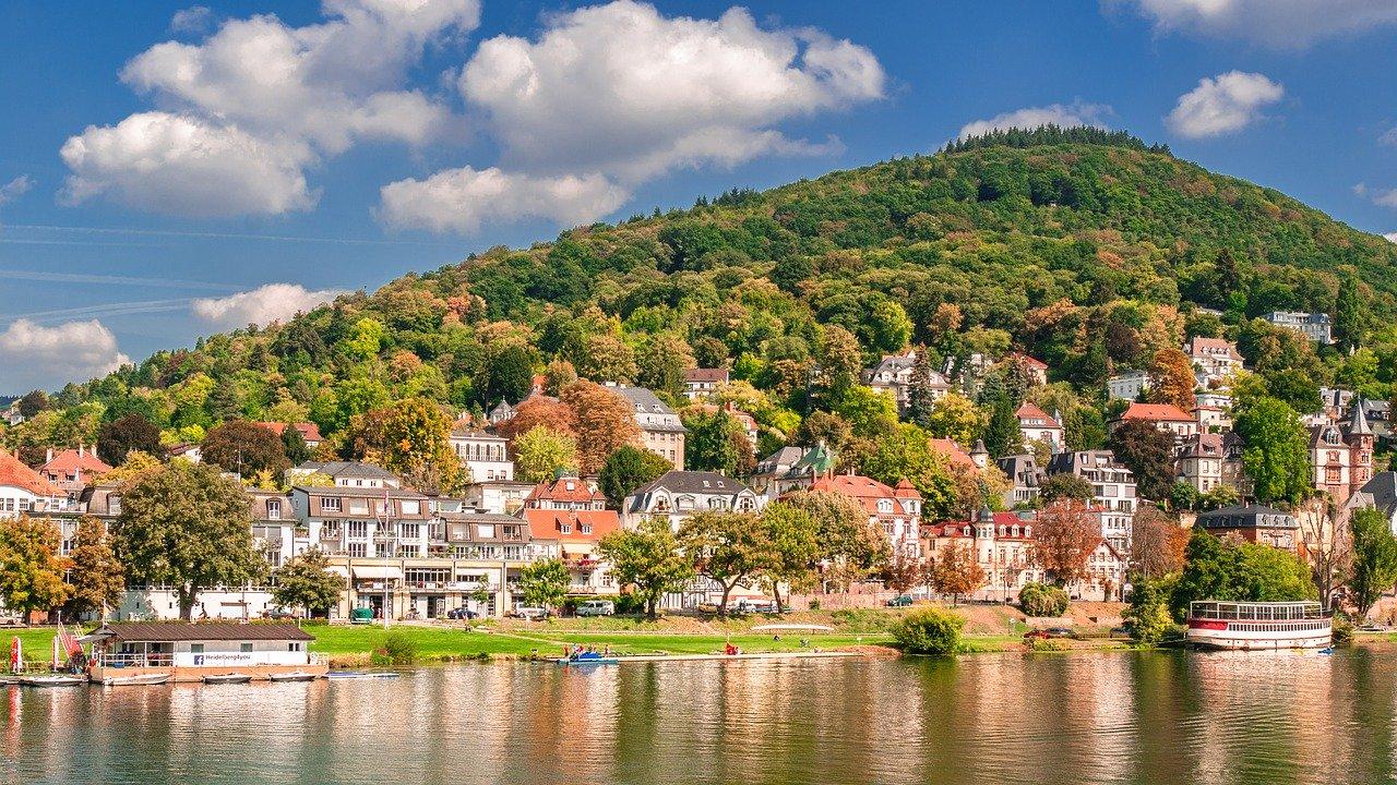 pontos turísticos de Heidelberg