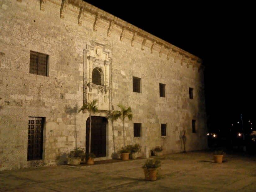 Pontos turísticos de Santo Domingo históricos