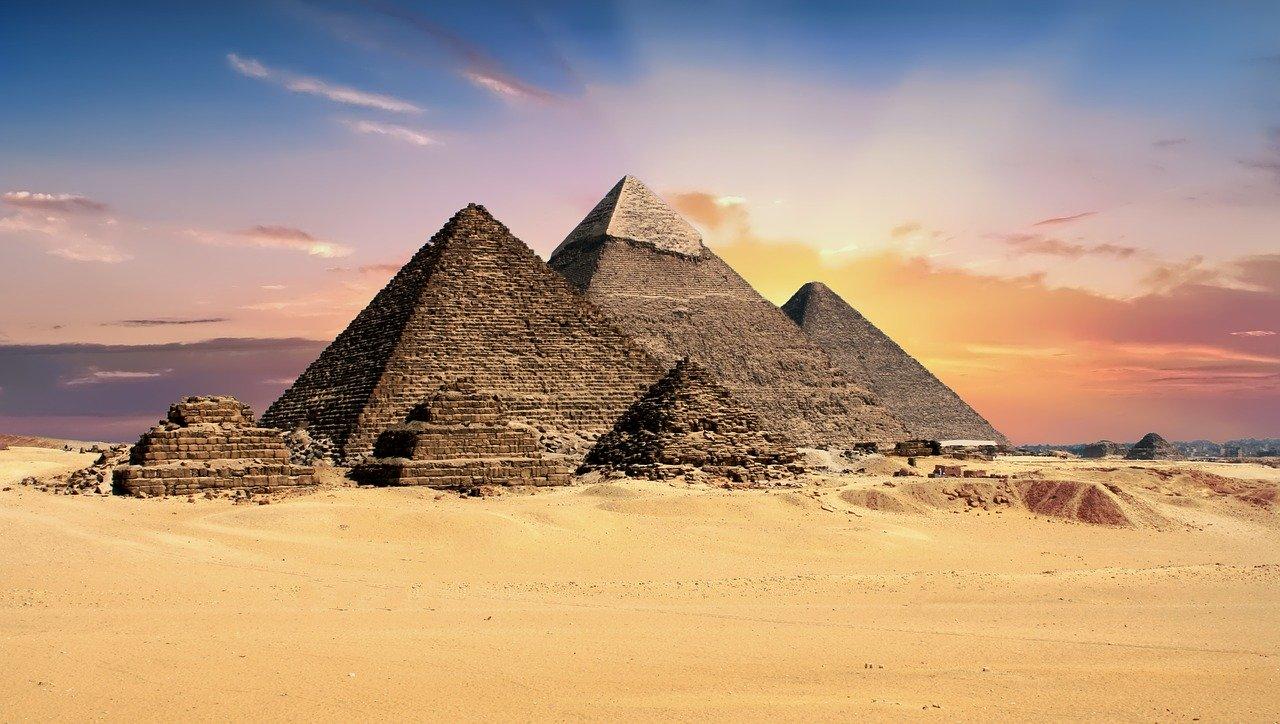 curiosidades sobre o egito antigo