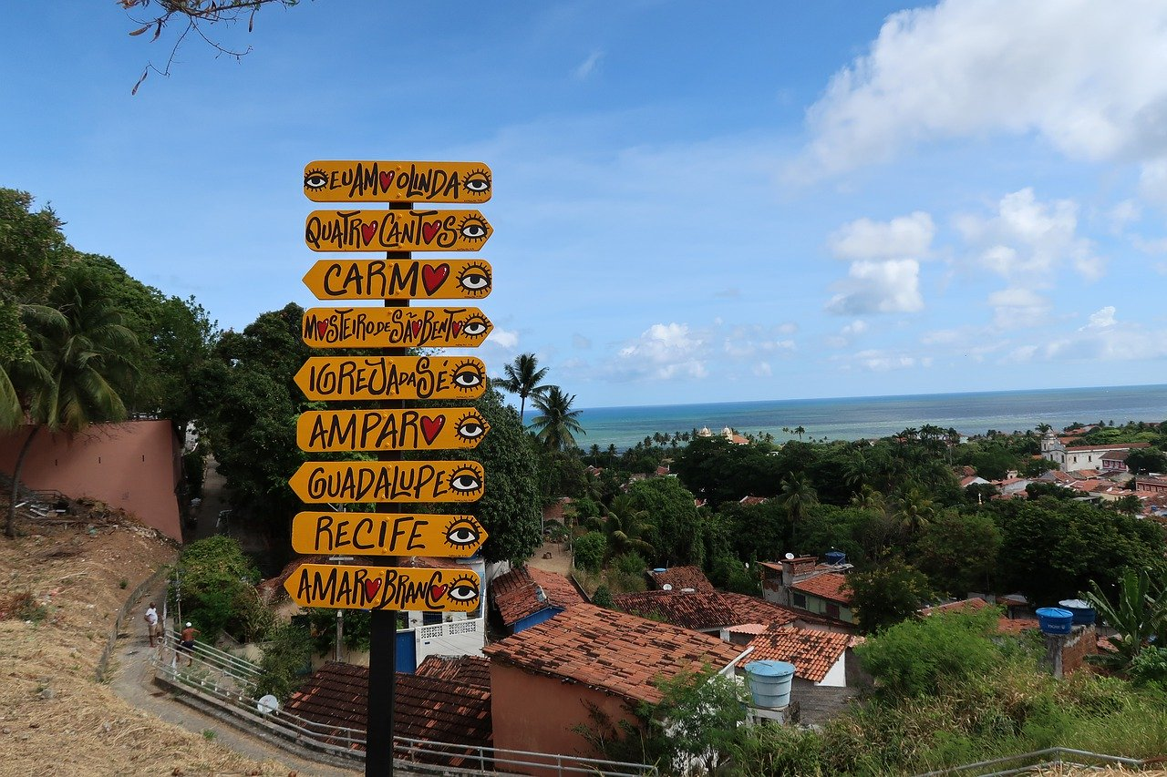 Onde ficar em Olinda