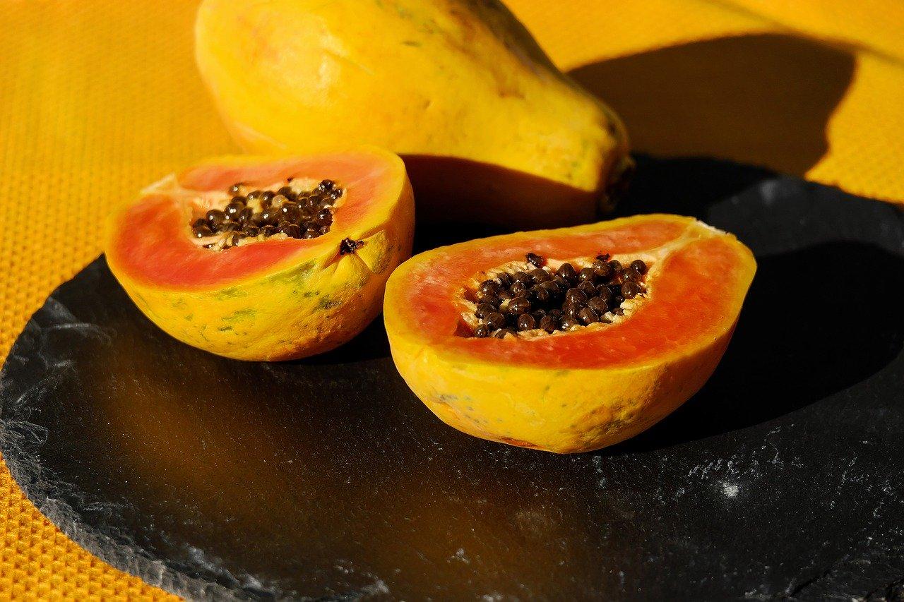 frutas típicas da ásia